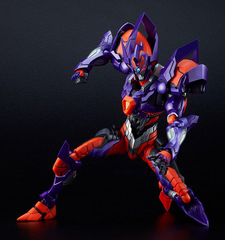 GIGAN-TECHS(ギガンテックス)『グリッドナイト』SSSS.DYNAZENON 可動フィギュア-003