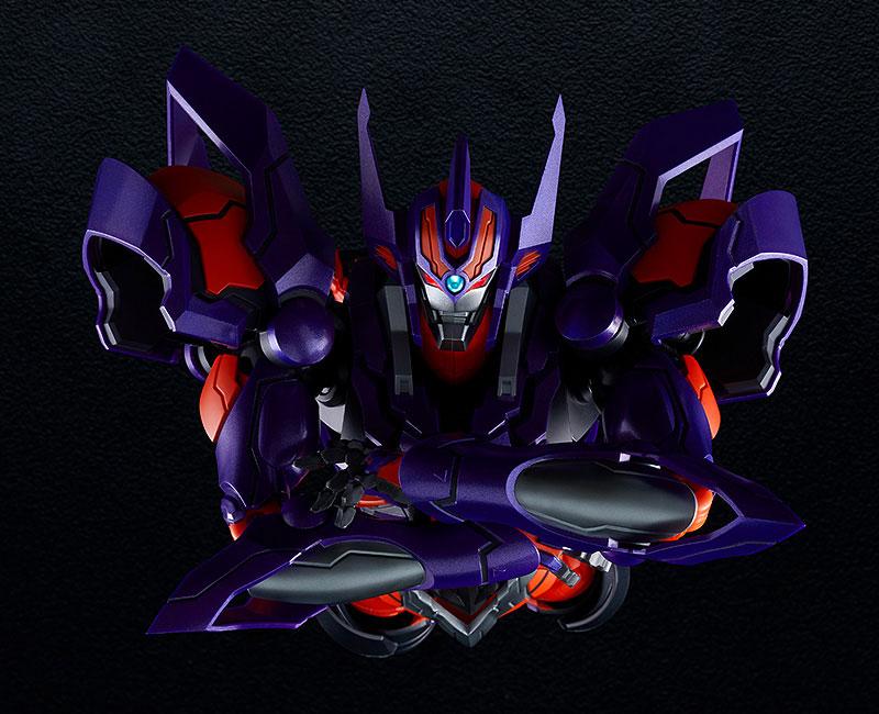 GIGAN-TECHS(ギガンテックス)『グリッドナイト』SSSS.DYNAZENON 可動フィギュア-006
