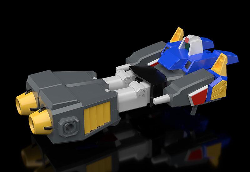 MODEROID『リボルガー』元気爆発ガンバルガー 可変プラモデル-006