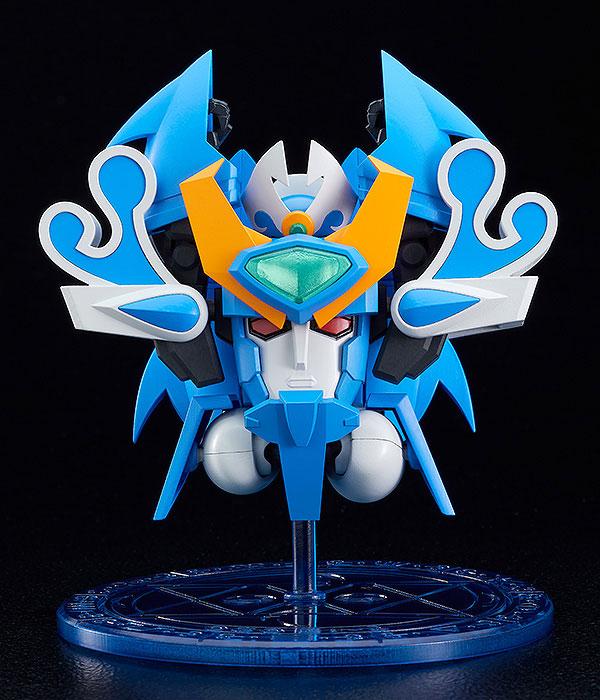 MODEROID『グランゾート』魔動王グランゾート プラモデル-019