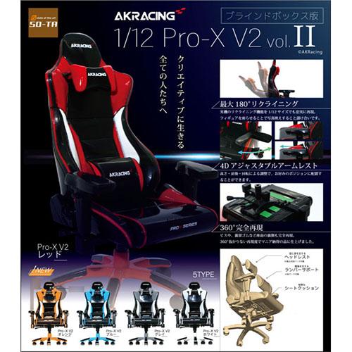 『AKRacing 1/12 Pro‐X V2 vol.II』6個入りBOX