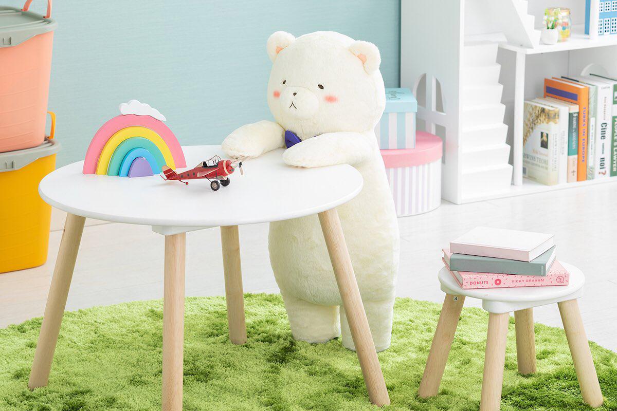 ヘタリア World★Stars『クマ二郎の大きなハグぬいぐるみ』グッズ-007