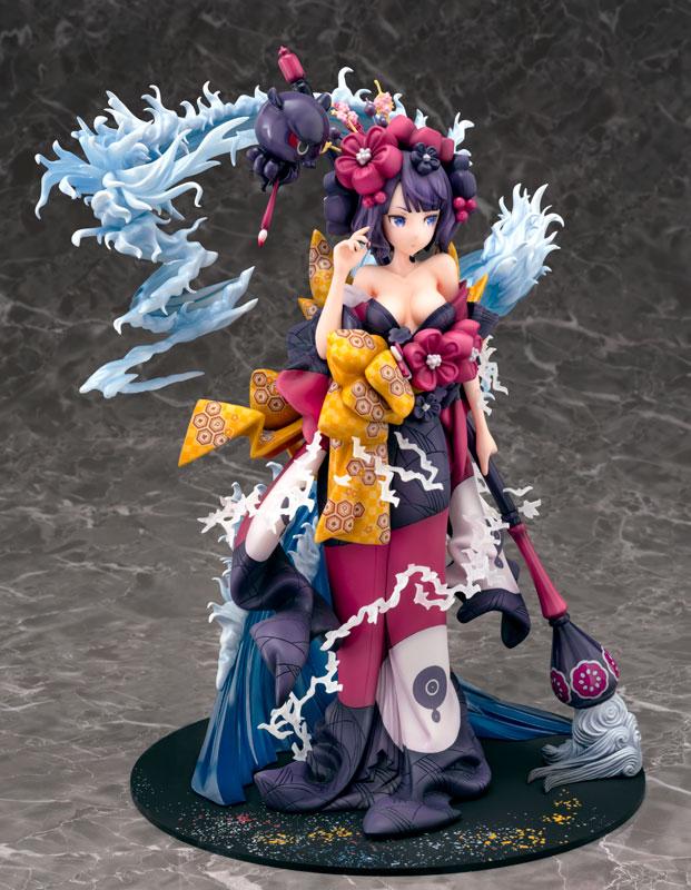 【限定販売】Fate/Grand Order『フォーリナー/葛飾北斎』1/7 完成品フィギュア-004