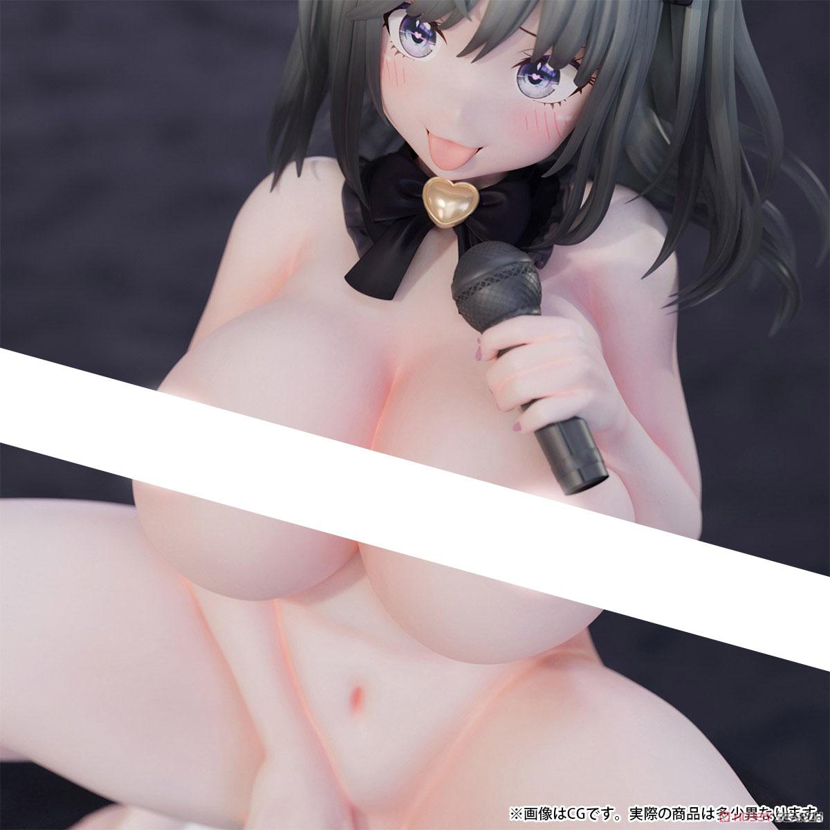 インサイトオリジナル『肉感少女U』1/6 完成品フィギュア-005