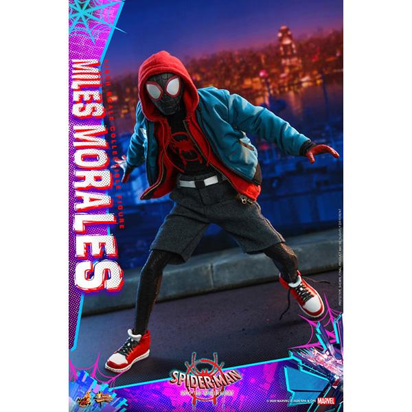 ムービー・マスターピース『マイルス・モラレス/スパイダーマン』スパイダーマン: スパイダーバース 1/6 可動フィギュア