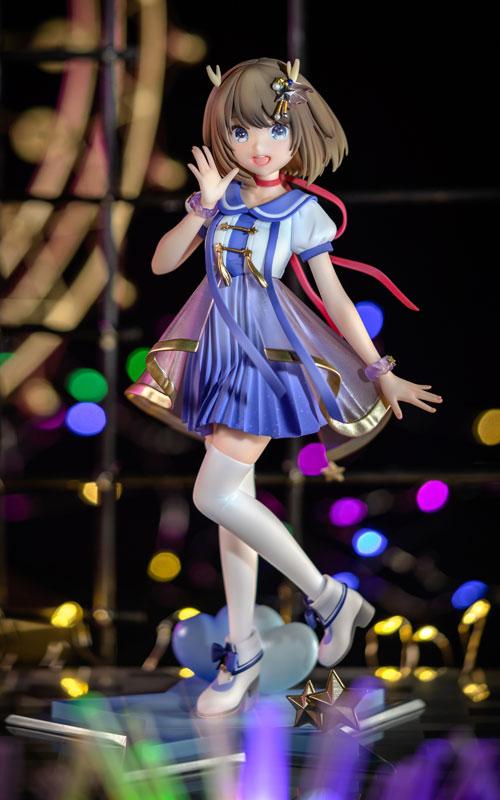 【限定販売】バーチャル歌手『鹿乃(かの)』1/7 完成品フィギュア-009