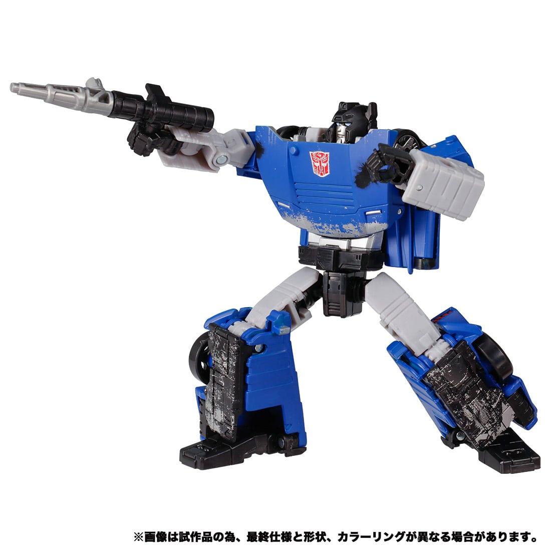 トランスフォーマー ウォーフォーサイバトロン『WFC-17 ディープカバー』可変可動フィギュア-005