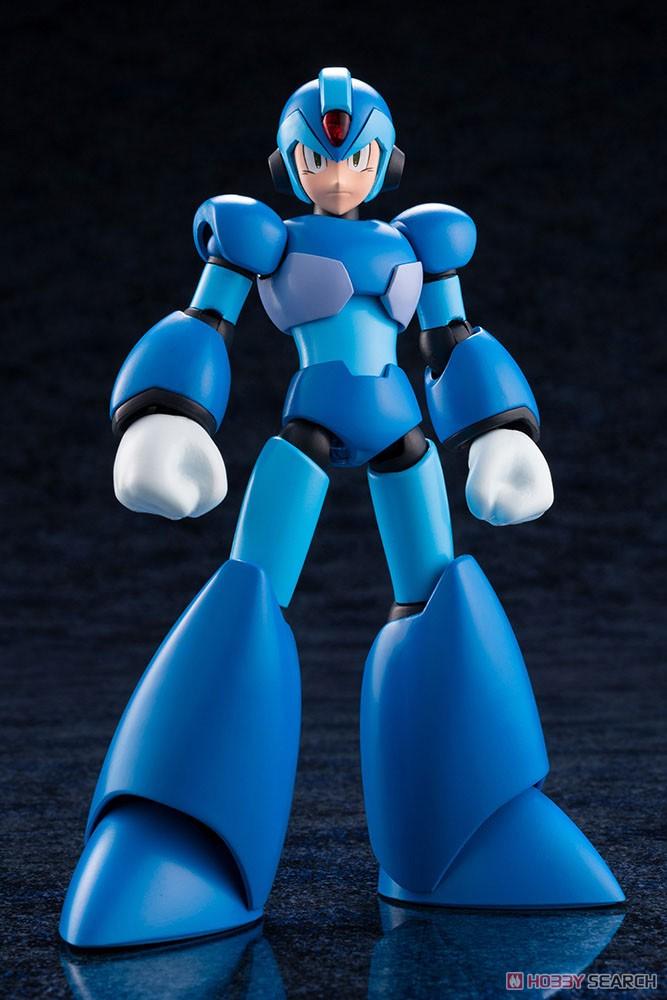 【再販】ロックマンX『エックス』1/12 プラモデル-001