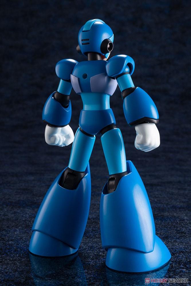 【再販】ロックマンX『エックス』1/12 プラモデル-003