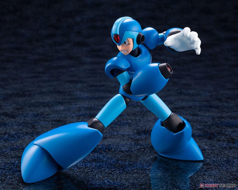【再販】ロックマンX『エックス』1/12 プラモデル-004