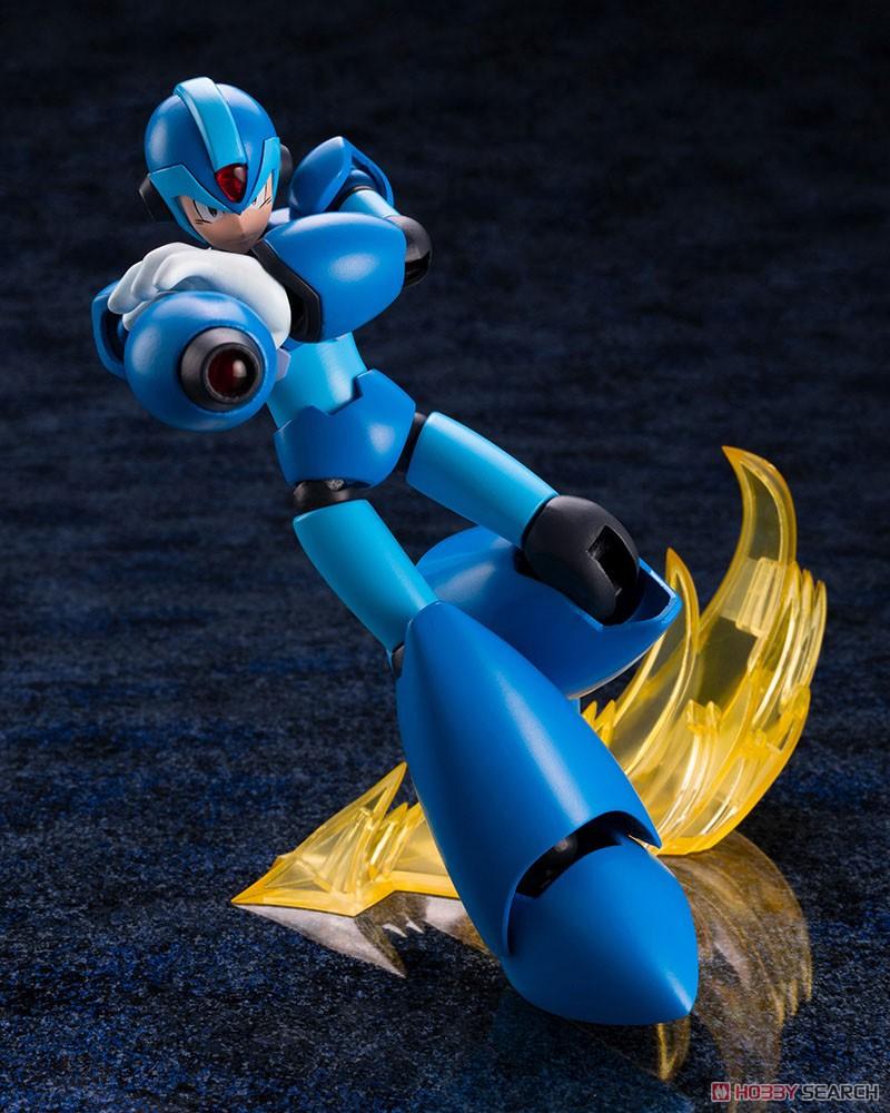 【再販】ロックマンX『エックス』1/12 プラモデル-009