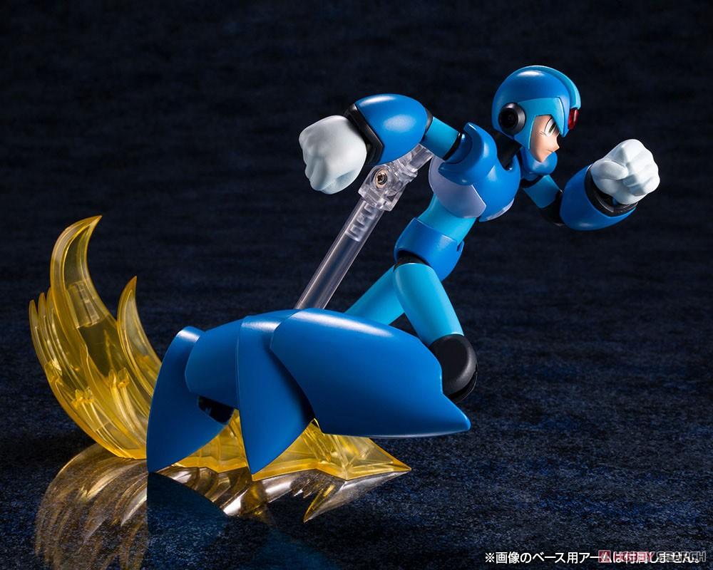 【再販】ロックマンX『エックス』1/12 プラモデル-010