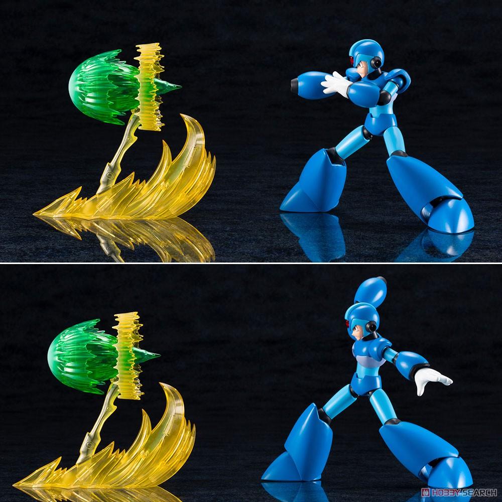 【再販】ロックマンX『エックス』1/12 プラモデル-017