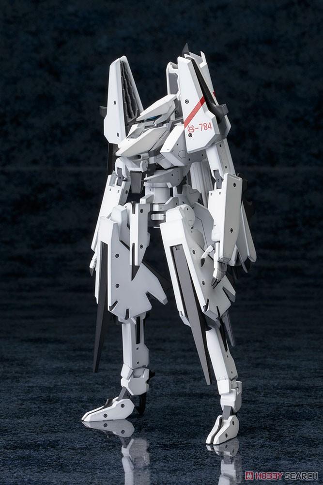 【再販】シドニアの騎士『一七式衛人 継衛改二』1/100 プラモデル-003