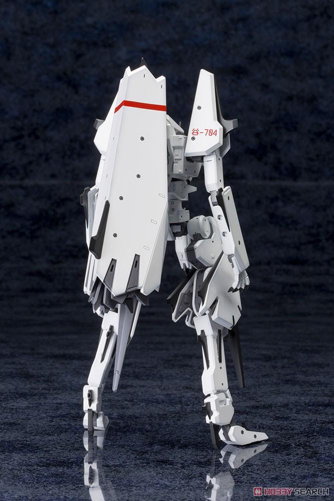 【再販】シドニアの騎士『一七式衛人 継衛改二』1/100 プラモデル-004