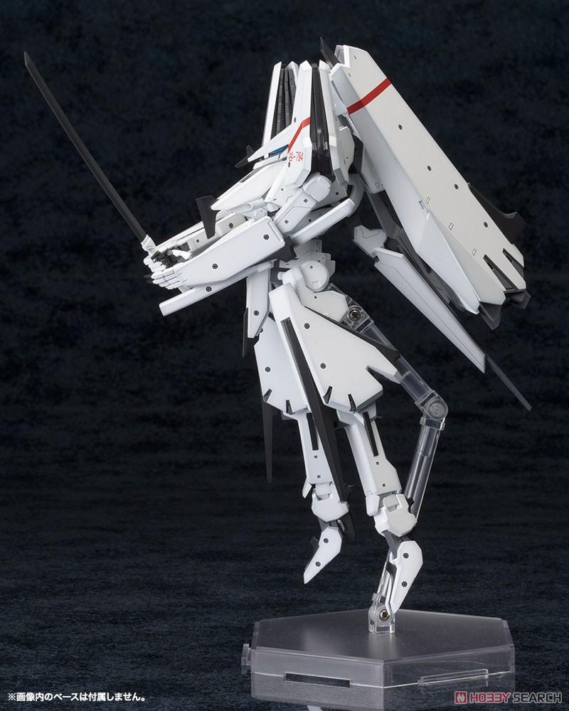 【再販】シドニアの騎士『一七式衛人 継衛改二』1/100 プラモデル-008