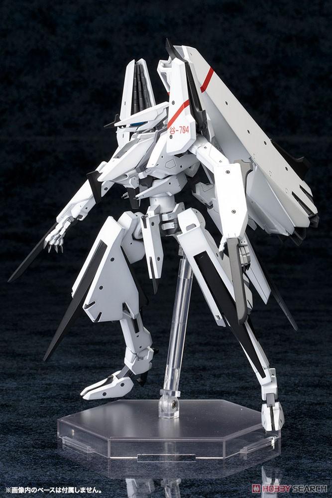 【再販】シドニアの騎士『一七式衛人 継衛改二』1/100 プラモデル-009