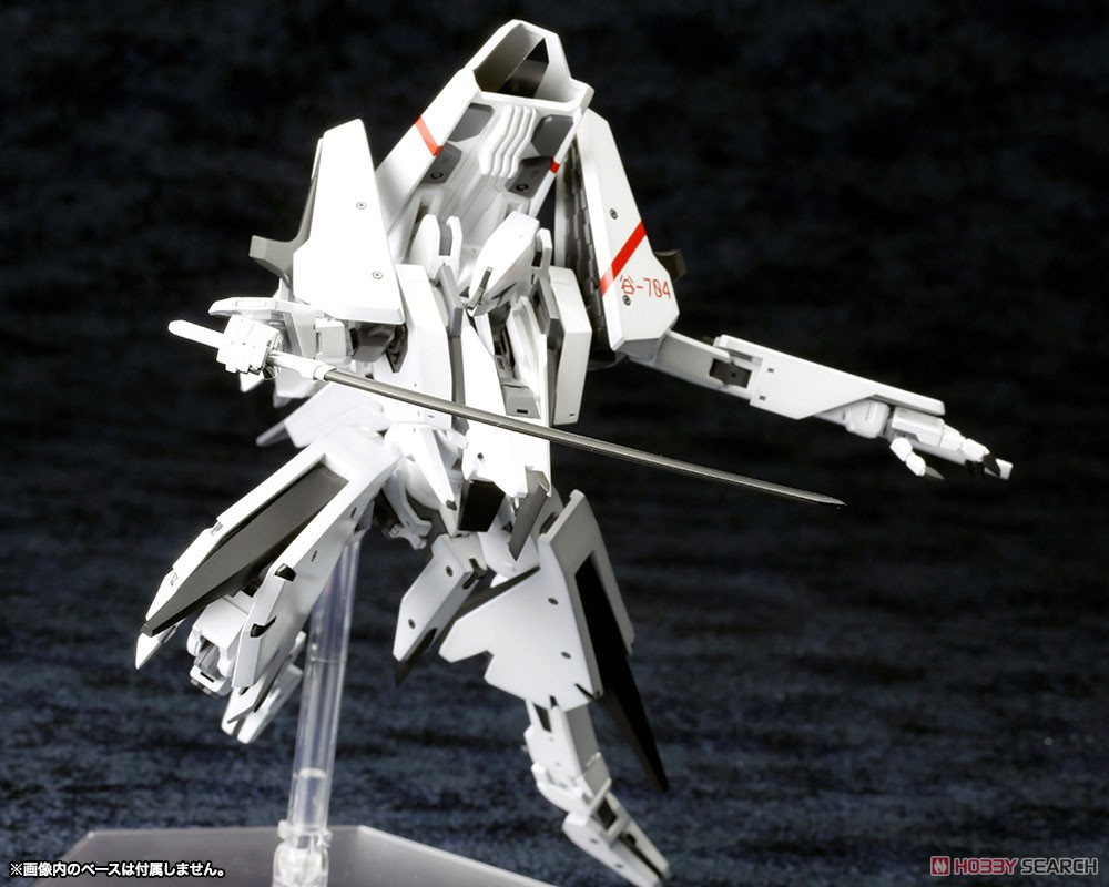 【再販】シドニアの騎士『一七式衛人 継衛改二』1/100 プラモデル-014