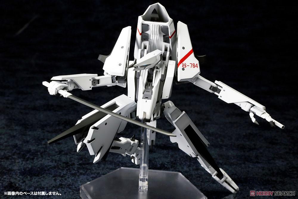 【再販】シドニアの騎士『一七式衛人 継衛改二』1/100 プラモデル-017