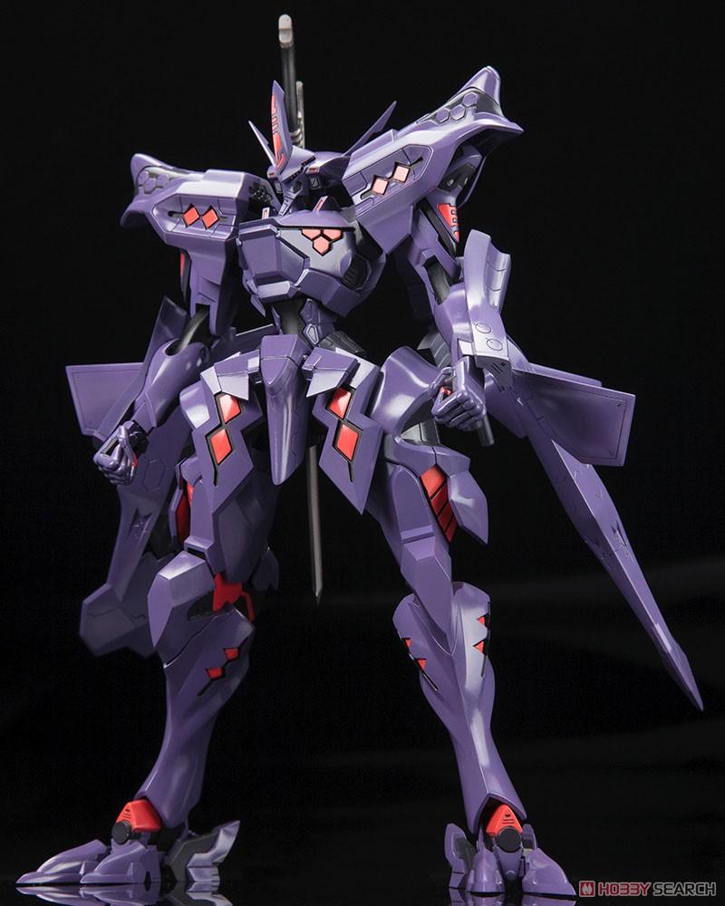 【再販】マブラヴ オルタネイティヴ『武御雷 Type-00R Ver.1.5』プラモデル-002