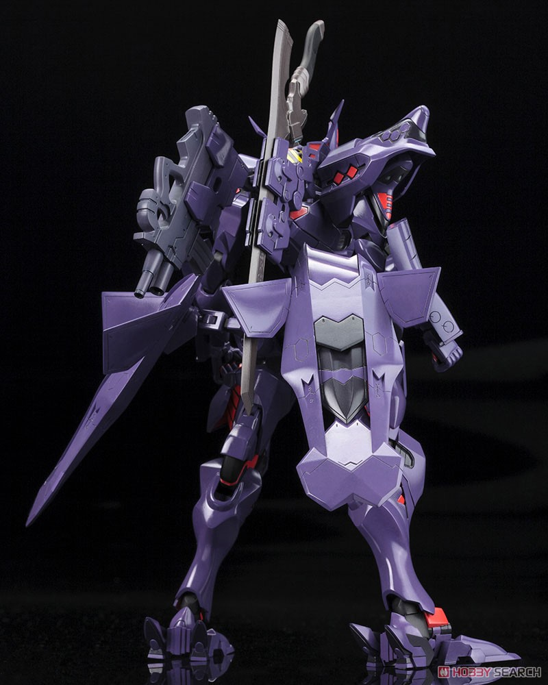 【再販】マブラヴ オルタネイティヴ『武御雷 Type-00R Ver.1.5』プラモデル-003