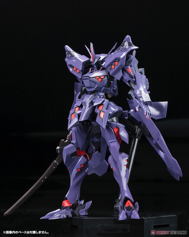 【再販】マブラヴ オルタネイティヴ『武御雷 Type-00R Ver.1.5』プラモデル-004