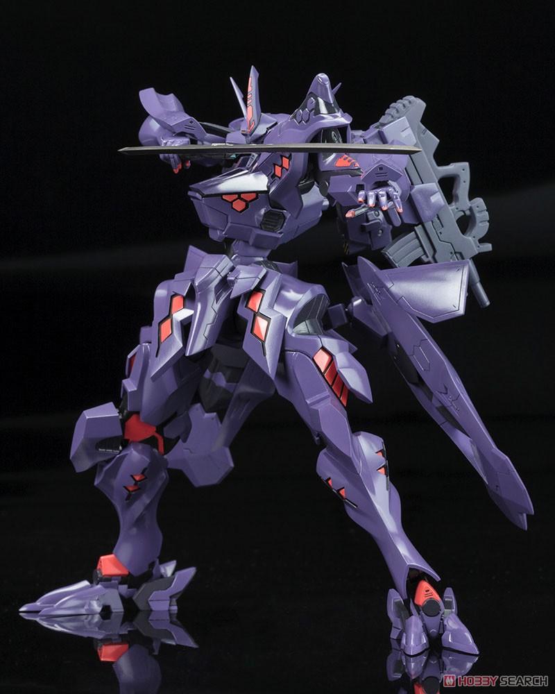 【再販】マブラヴ オルタネイティヴ『武御雷 Type-00R Ver.1.5』プラモデル-005