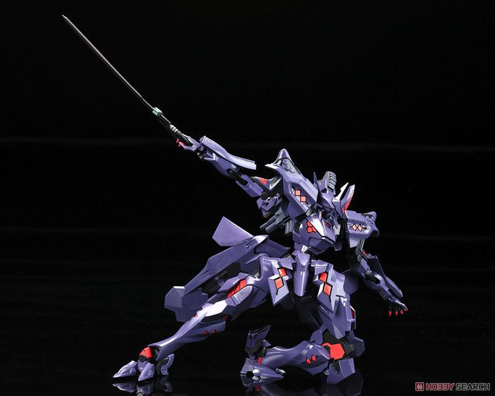 【再販】マブラヴ オルタネイティヴ『武御雷 Type-00R Ver.1.5』プラモデル-007