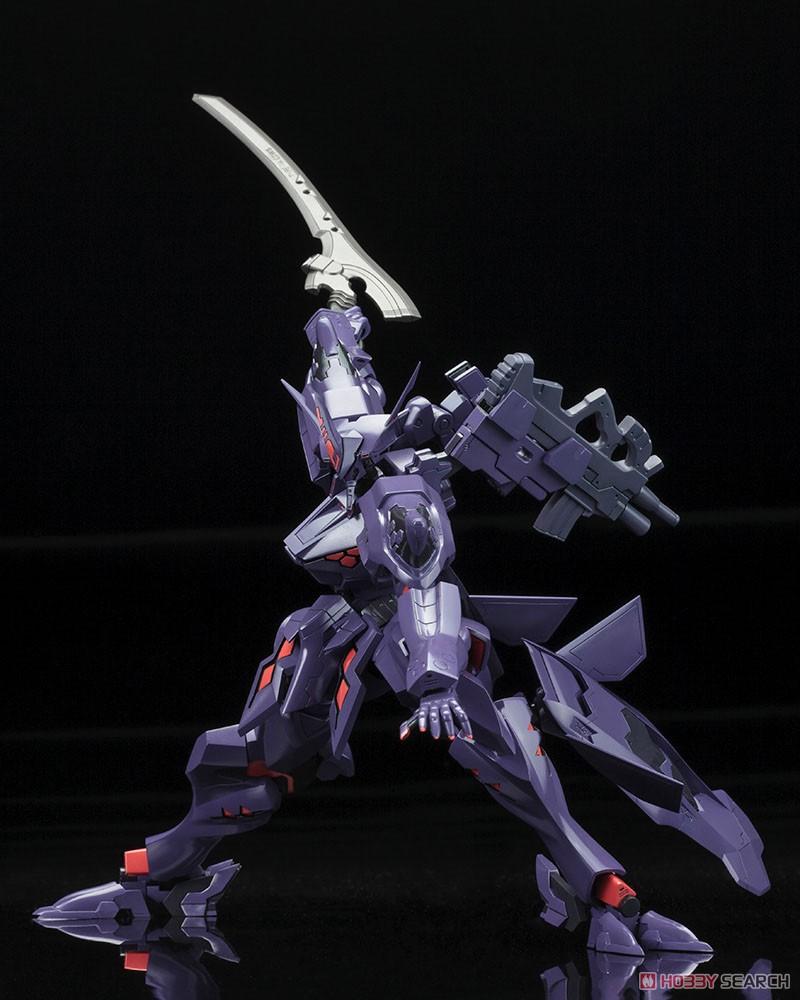 【再販】マブラヴ オルタネイティヴ『武御雷 Type-00R Ver.1.5』プラモデル-008