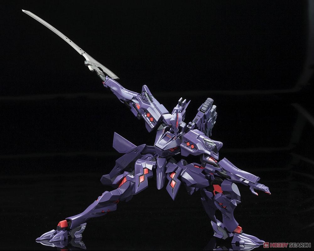 【再販】マブラヴ オルタネイティヴ『武御雷 Type-00R Ver.1.5』プラモデル-009