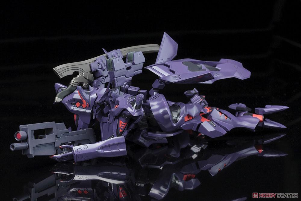 【再販】マブラヴ オルタネイティヴ『武御雷 Type-00R Ver.1.5』プラモデル-010