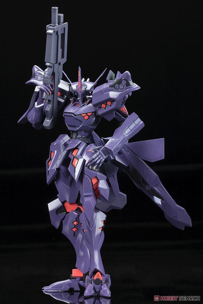 【再販】マブラヴ オルタネイティヴ『武御雷 Type-00R Ver.1.5』プラモデル-011