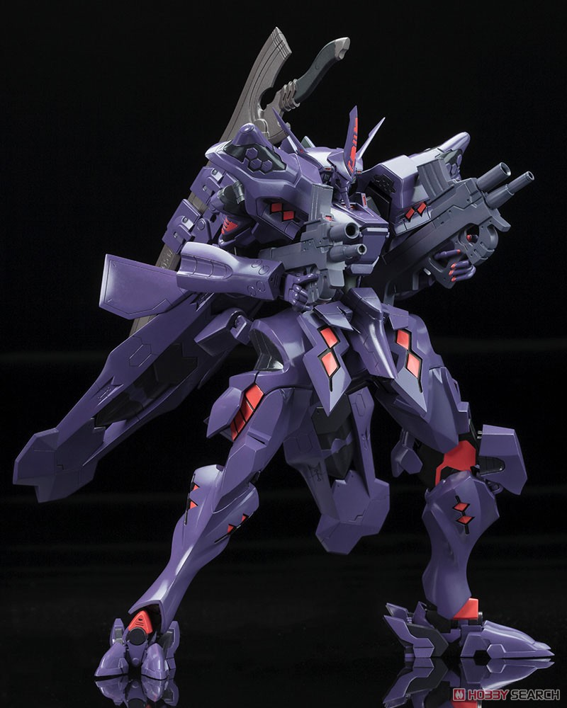 【再販】マブラヴ オルタネイティヴ『武御雷 Type-00R Ver.1.5』プラモデル-012