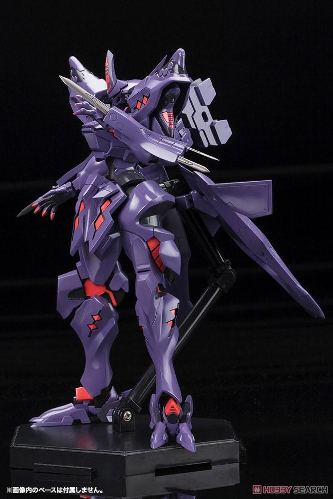 【再販】マブラヴ オルタネイティヴ『武御雷 Type-00R Ver.1.5』プラモデル-014