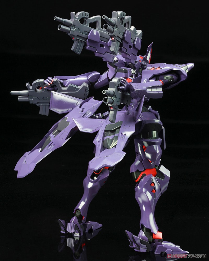 【再販】マブラヴ オルタネイティヴ『武御雷 Type-00R Ver.1.5』プラモデル-015