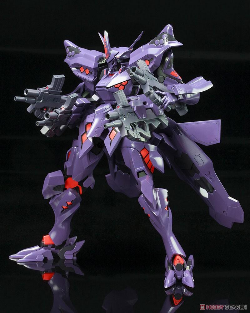 【再販】マブラヴ オルタネイティヴ『武御雷 Type-00R Ver.1.5』プラモデル-016