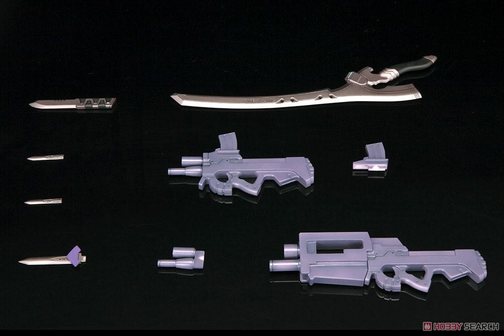 【再販】マブラヴ オルタネイティヴ『武御雷 Type-00R Ver.1.5』プラモデル-019