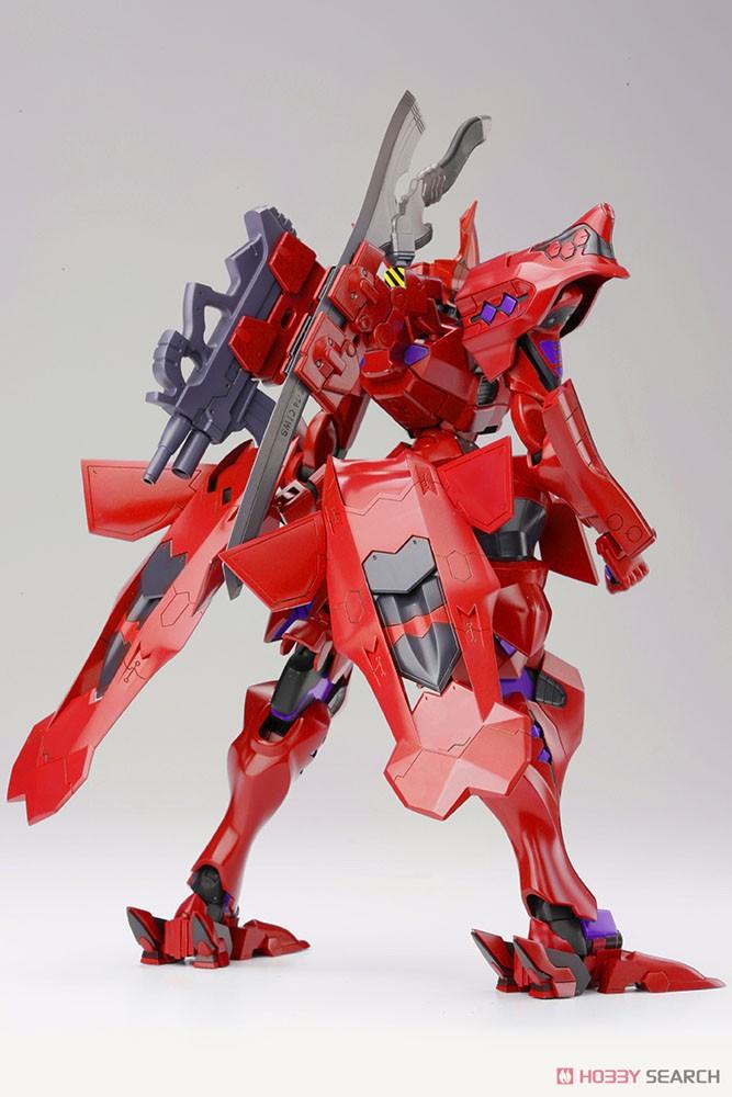 【再販】マブラヴ オルタネイティヴ『武御雷 Type-00R Ver.1.5』プラモデル-023