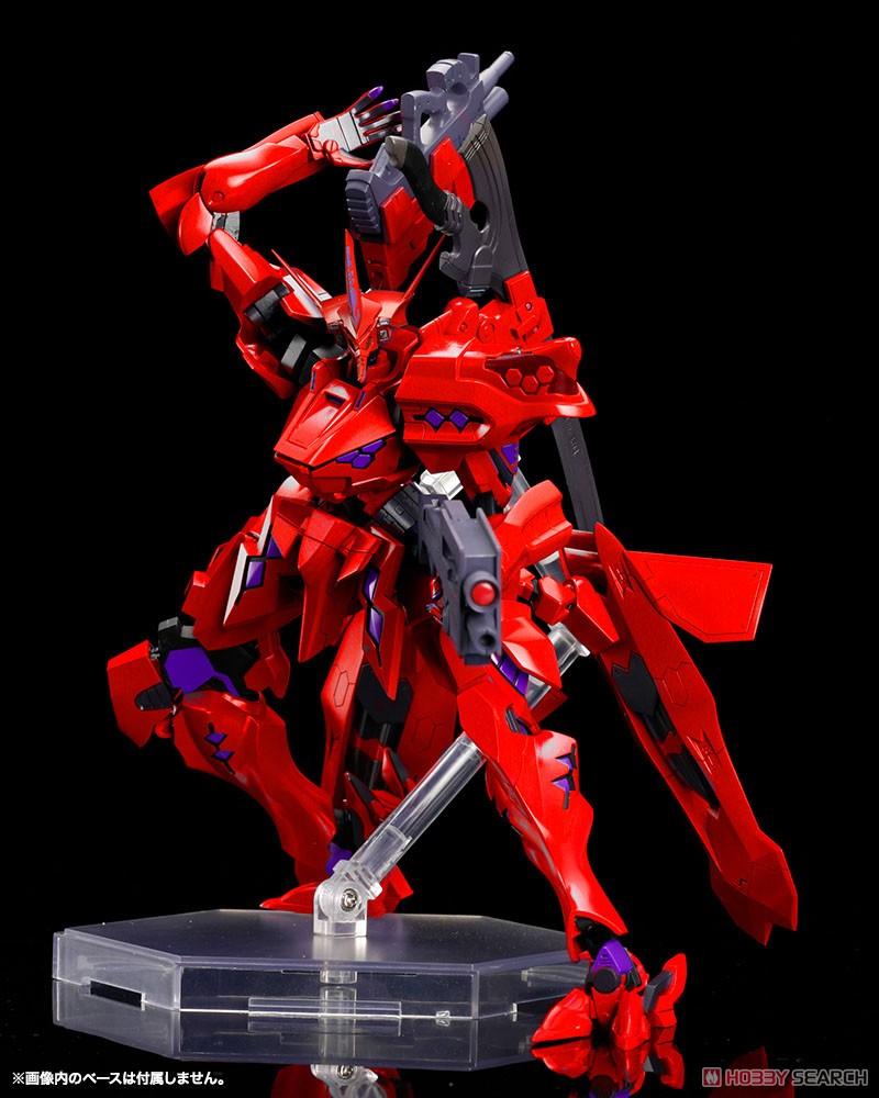 【再販】マブラヴ オルタネイティヴ『武御雷 Type-00R Ver.1.5』プラモデル-025