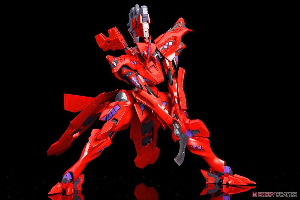 【再販】マブラヴ オルタネイティヴ『武御雷 Type-00R Ver.1.5』プラモデル-027