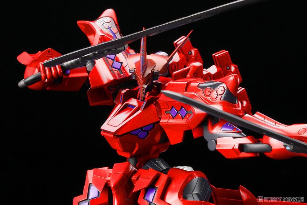 【再販】マブラヴ オルタネイティヴ『武御雷 Type-00R Ver.1.5』プラモデル-029
