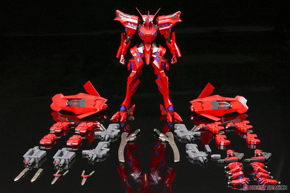 【再販】マブラヴ オルタネイティヴ『武御雷 Type-00R Ver.1.5』プラモデル-031