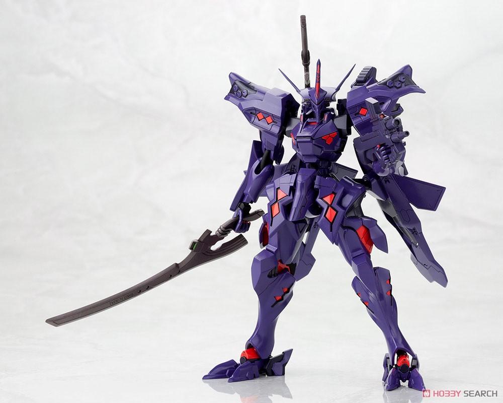 【再販】マブラヴ オルタネイティヴ『武御雷 Type-00R Ver.1.5』プラモデル-032