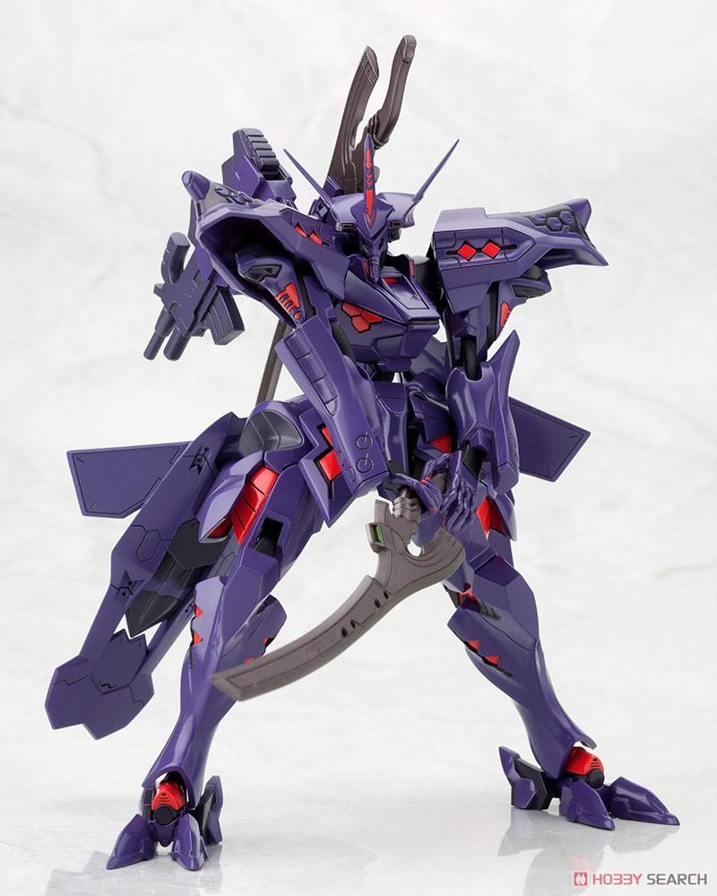 【再販】マブラヴ オルタネイティヴ『武御雷 Type-00R Ver.1.5』プラモデル-033