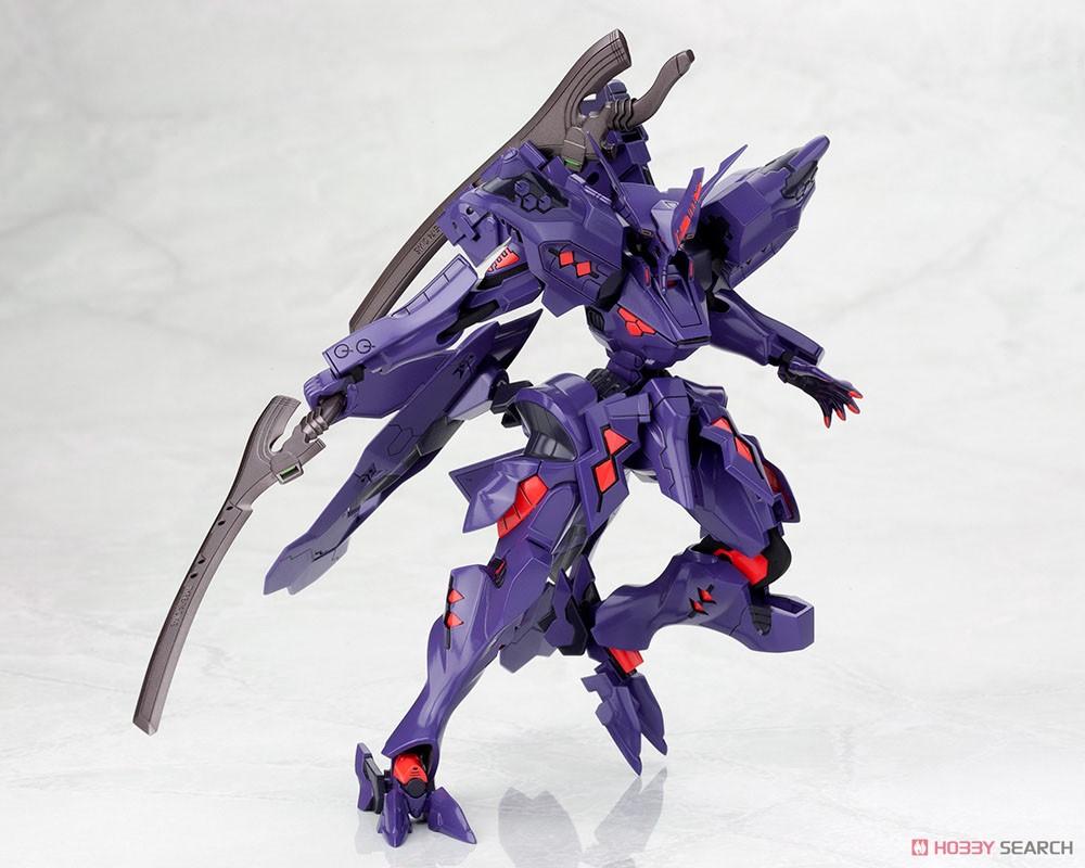 【再販】マブラヴ オルタネイティヴ『武御雷 Type-00R Ver.1.5』プラモデル-034