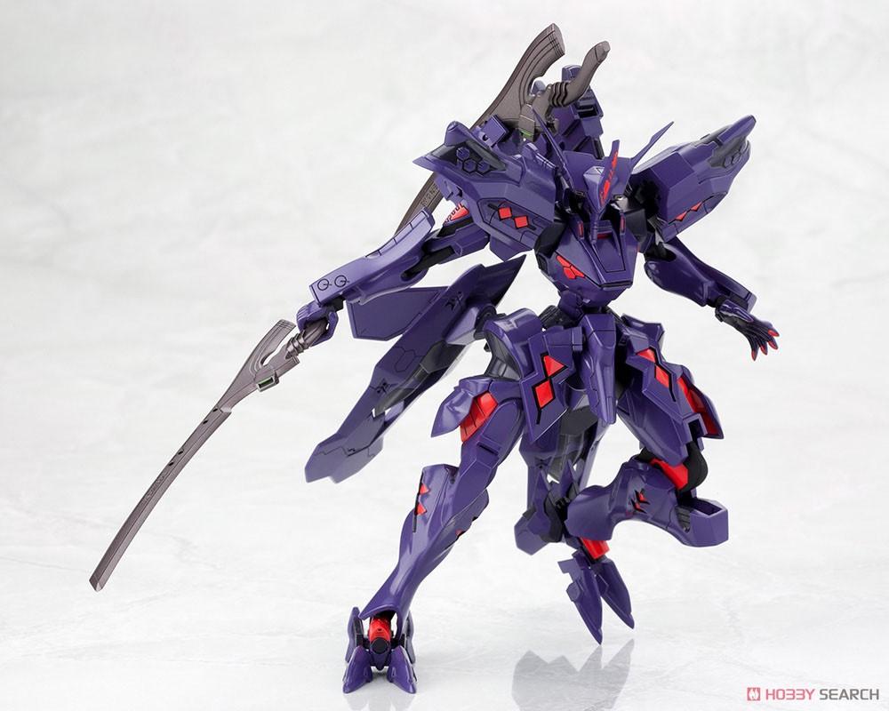 【再販】マブラヴ オルタネイティヴ『武御雷 Type-00R Ver.1.5』プラモデル-035