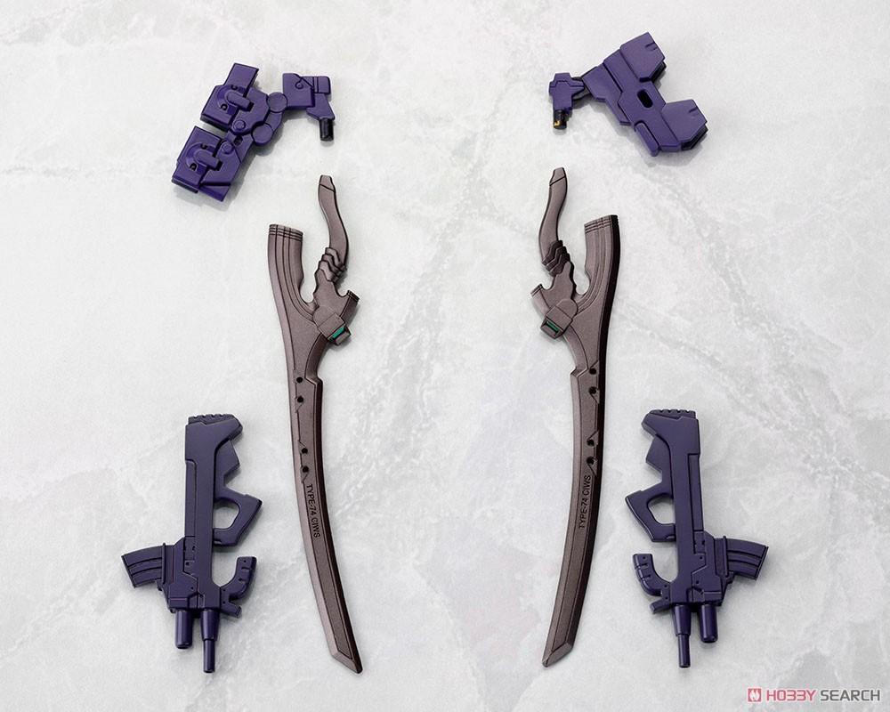【再販】マブラヴ オルタネイティヴ『武御雷 Type-00R Ver.1.5』プラモデル-037