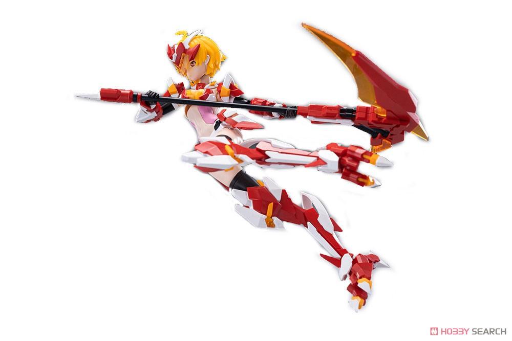 ATKガール『四聖獣 朱雀』1/12 プラモデル-001