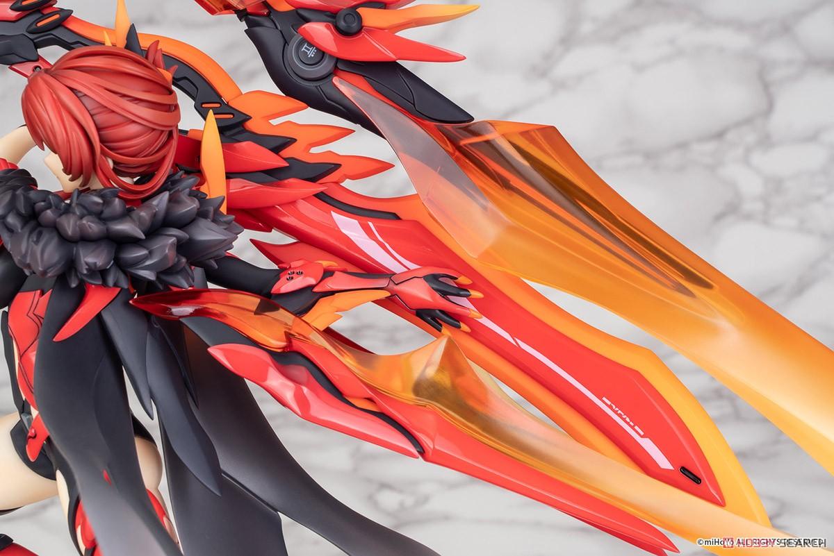 崩壊3rd『無量塔姫子 真紅の騎士・月蝕Ver.』1/7 完成品フィギュア-021