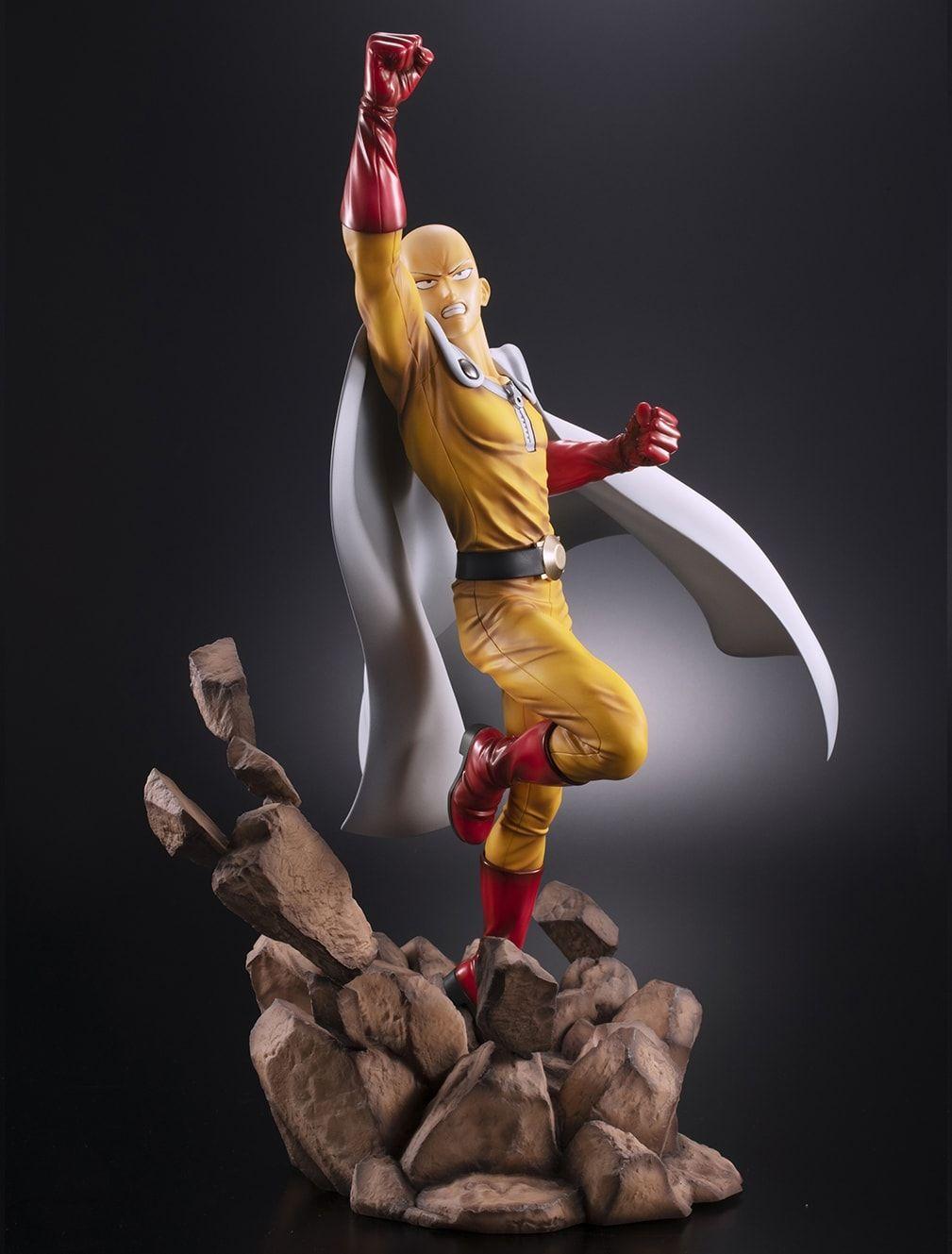 【限定販売】ワンパンマン『サイタマ -隕石破壊 ver-』1/7 完成品フィギュア-011
